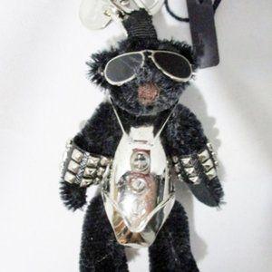 NEW PRADA CHARM BEAR KEYRING Keychain RHYNA BOYFRI